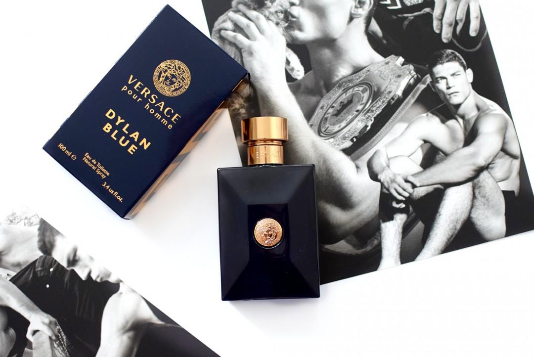 Nước Hoa Versace Dylan Blue Pour Homme