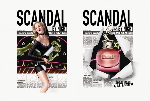 Nước Hoa Jean Paul Gaultier Scandal By Night EDP