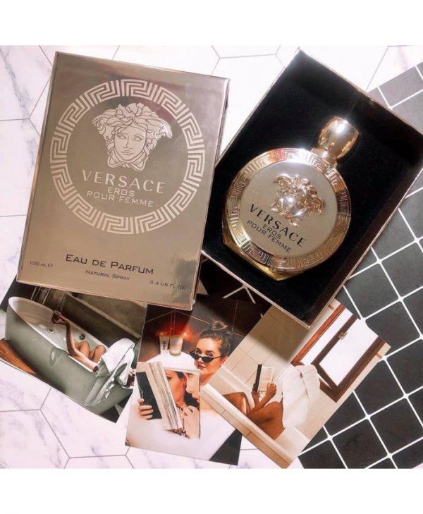 Nước Hoa Versace Eros Pour Femme EDP