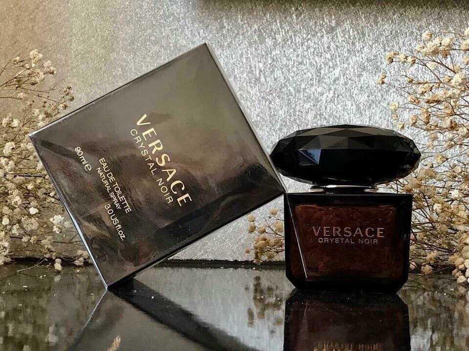 Nước Hoa Versace Crystal Noir EDT
