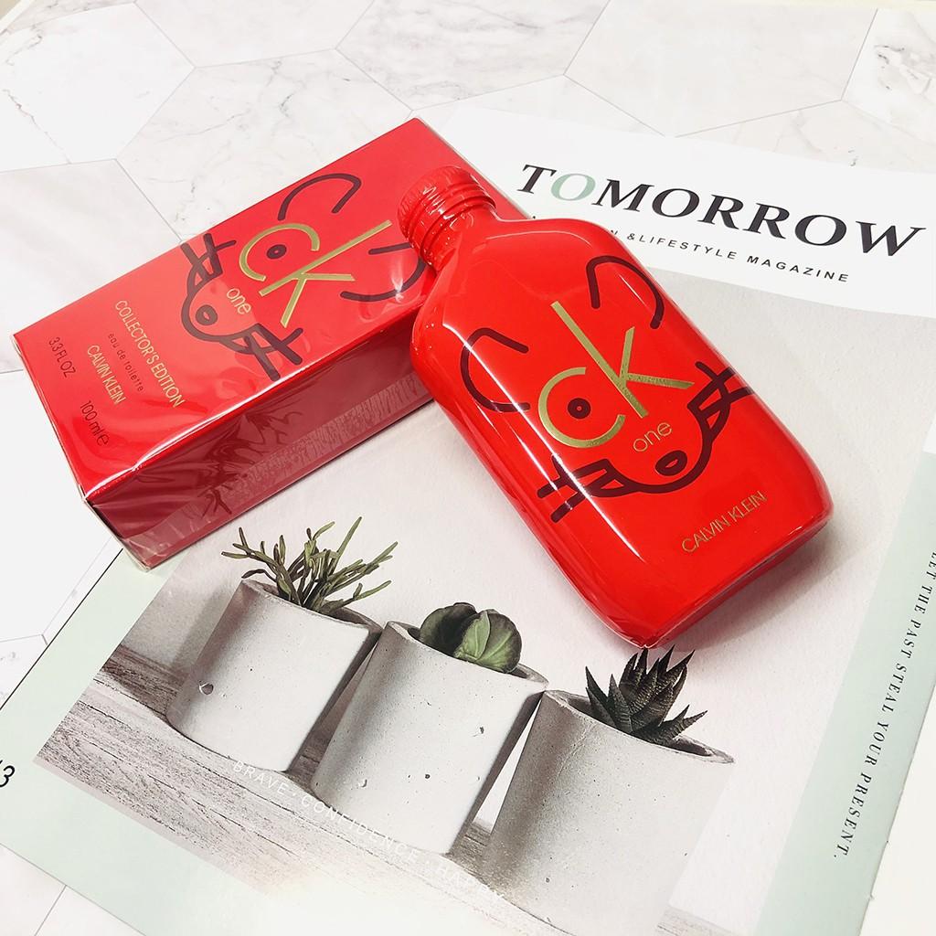 Nươc Hoa CK One Collector's Edition EDT