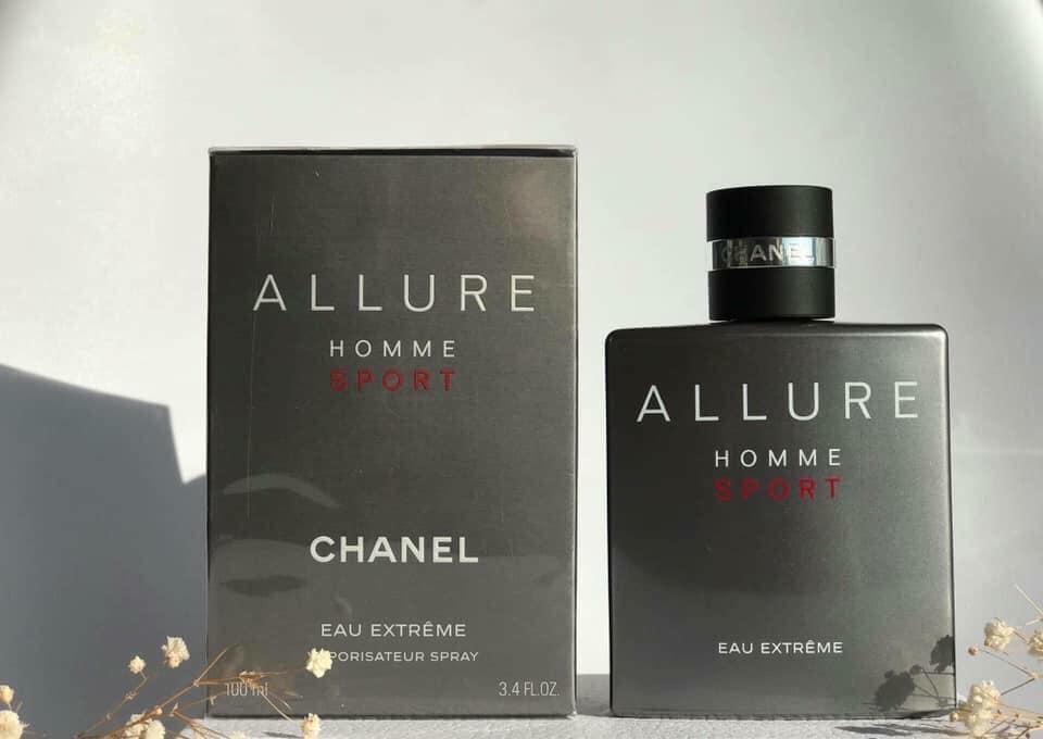 Nước Hoa Chanel Allure Homme Sport Eau Extreme