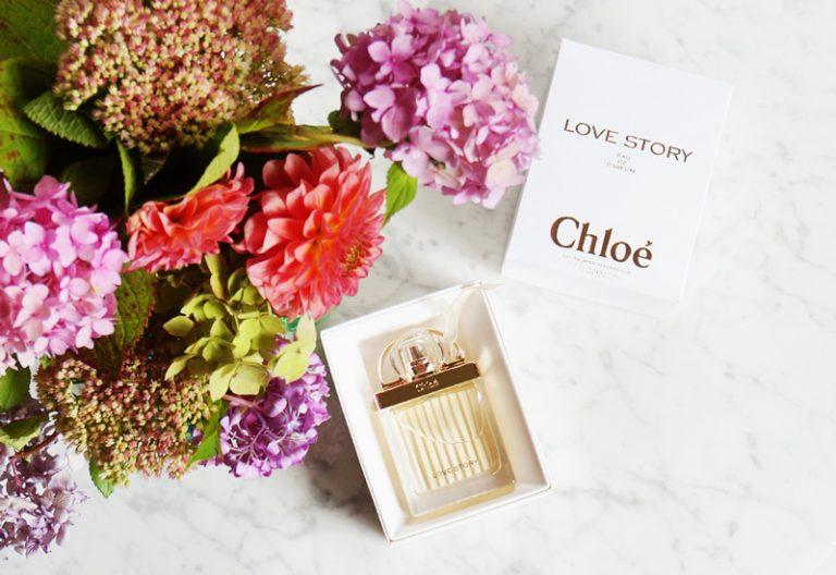 Nước Hoa Chloe Love Story EDP