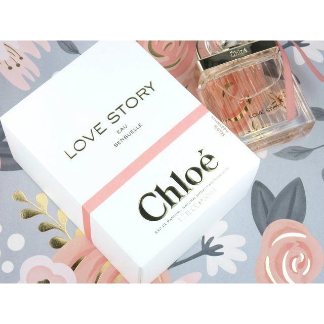 Nước Hoa Chloe Love Story Eau Sensuelle