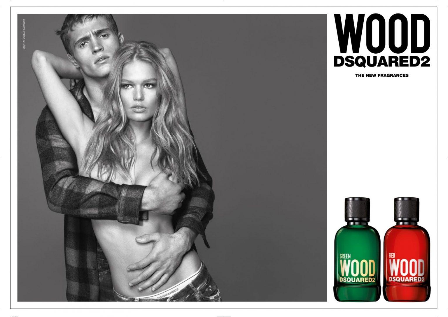 Nước Hoa Dsquared2 Green Wood Pour Homme