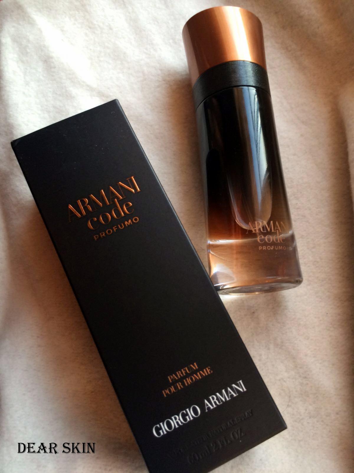 Nước Hoa Giorgio Armani Code Profumo Parfum