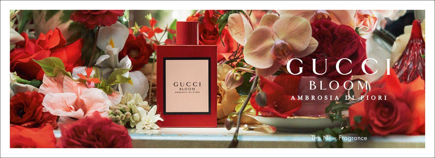 Nước Hoa Gucci Bloom Ambrosia di Fiori EDP Intense