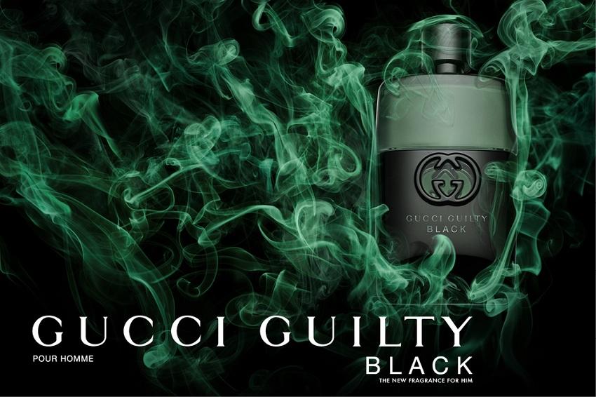 Nước Hoa Gucci Guilty Black Pour Homme