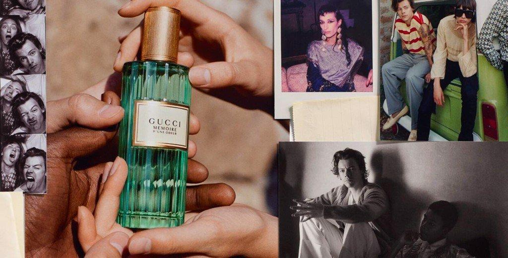 Nước Hoa Gucci Memoire D'une Odeur EDP