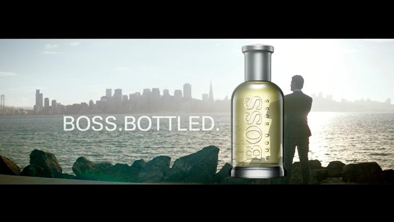 Nước Hoa Hugo Boss Bottled for men