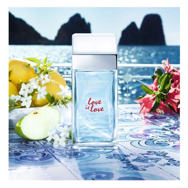 Nước Hoa D&G Light Blue Love Is Love EDT