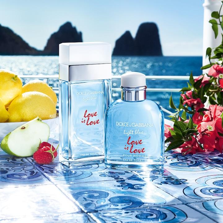 Nước Hoa D&G Light Blue Love Is Love Pour Homme