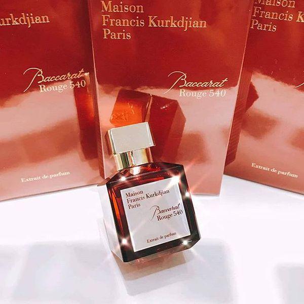 Nước Hoa Maison Francis Kurkdjian Baccarat Rouge 540 Extrait De Parfum