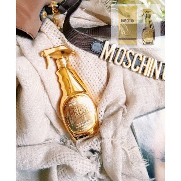 Nước Hoa Moschino Fresh Gold EDP
