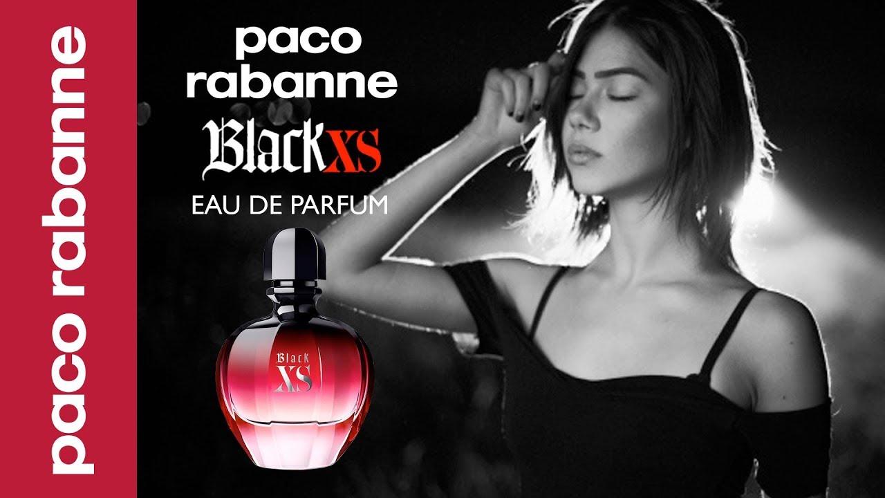Nước Hoa Paco Rabanne Black XS EDP