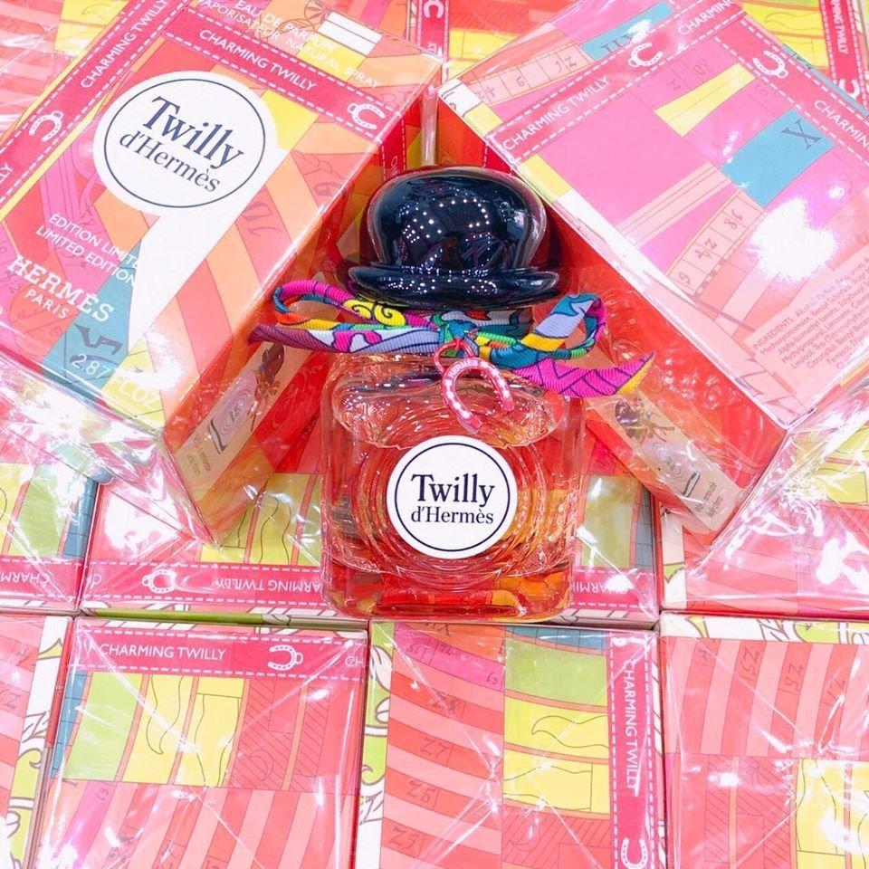 Nước Hoa Twilly d'Hermès EDP Charming Limited Edition