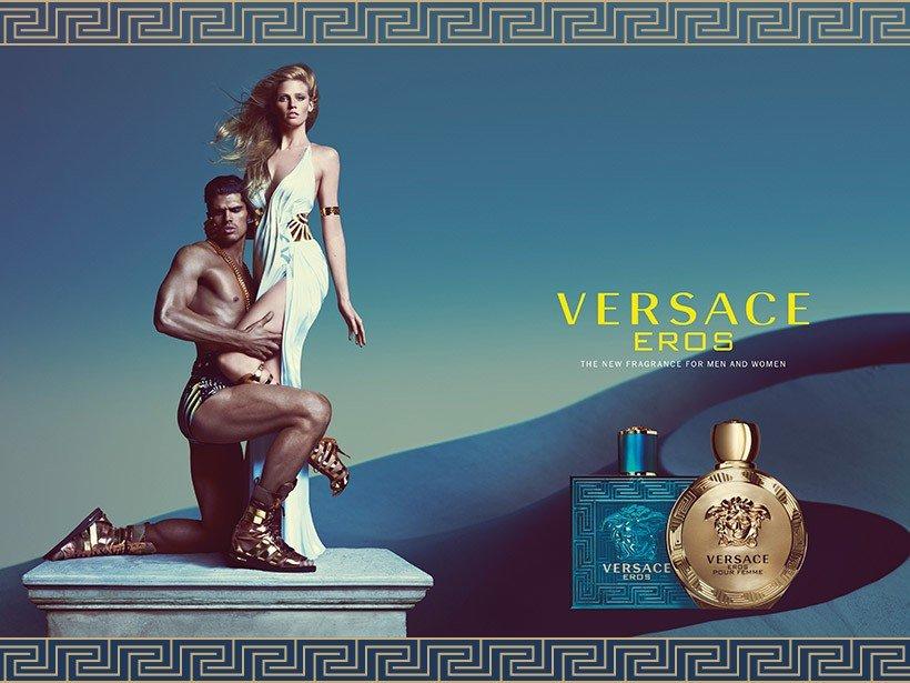 Nước Hoa Versace Eros For Men EDP
