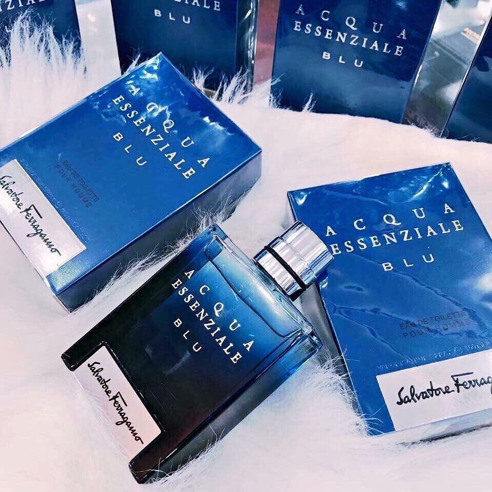 Nước hoa Acqua Essenziale Blu Pour Homme