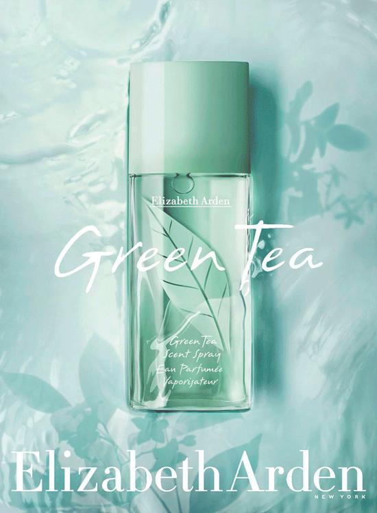 Nước Hoa Elizabeth Green tea tropical