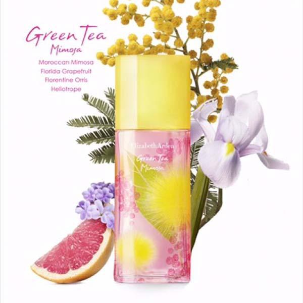 Nước Hoa Elizabeth Green tea mimosa