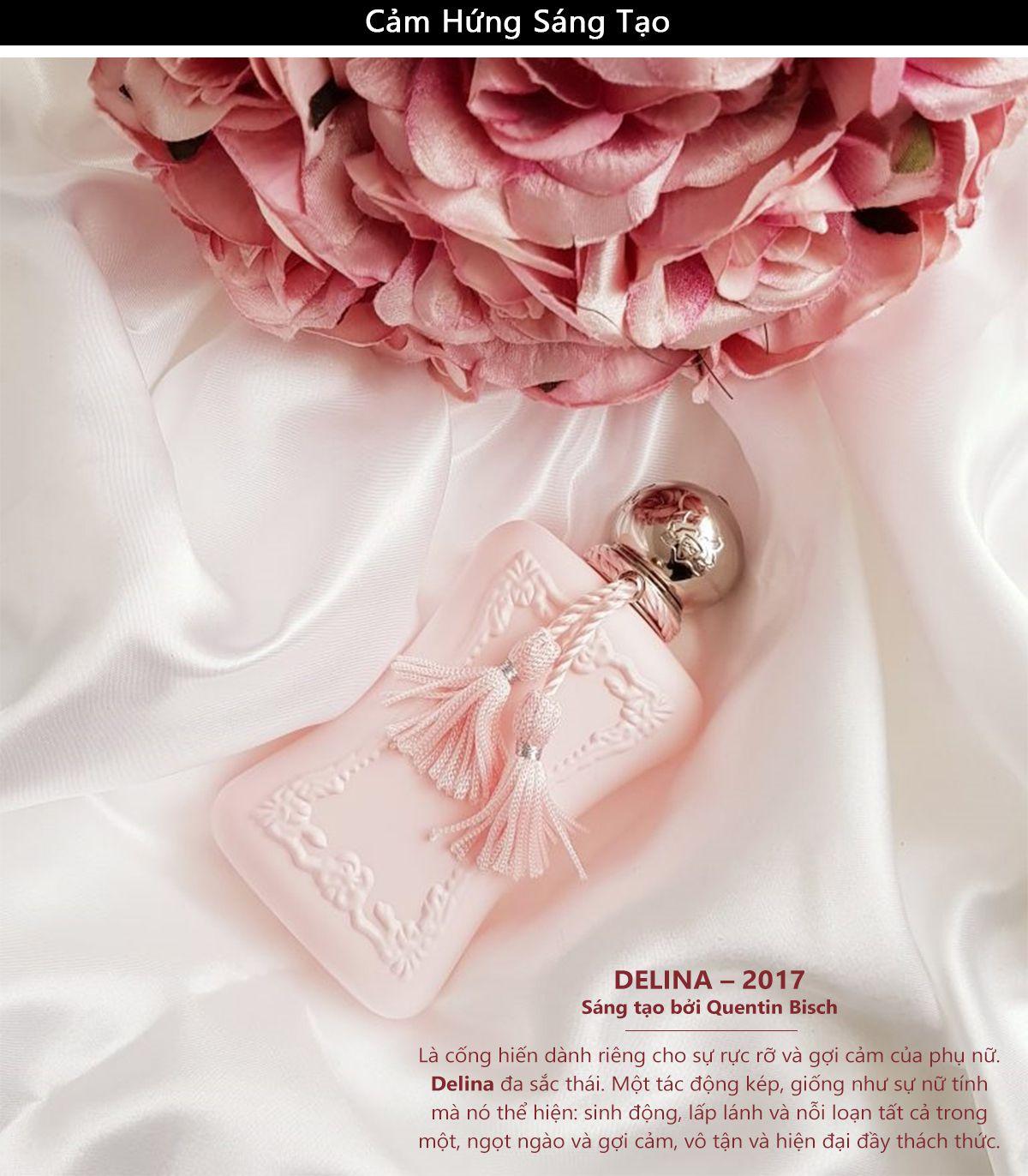 Nước Hoa Parfums De Marly Delina Royal Essence EDP