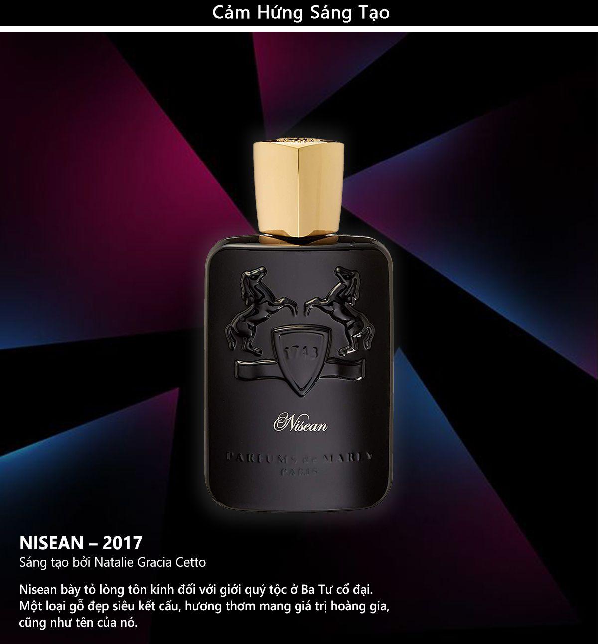 Nước Hoa Parfums De Marly Nisean Royal Essence EDP